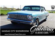 1963 Chevrolet Nova for sale in Olathe, Kansas 66061