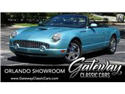 2002 Ford Thunderbird for sale in Lake Mary, Florida 32746