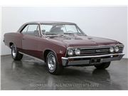 1967 Chevrolet Chevelle SS 396 4-speed for sale in Los Angeles, California 90063