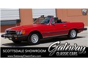 1982 Mercedes-Benz 380SL for sale in Phoenix, Arizona 85027