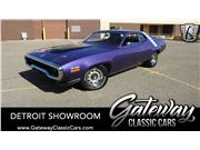 1971 Plymouth Road Runner for sale in Dearborn, Michigan 48120
