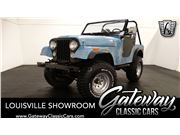 1976 Jeep CJ5 for sale in Memphis, Indiana 47143