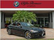 2021 Alfa Romeo Giulia Ti for sale in Naples, Florida 34104
