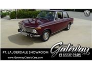 1972 BMW 1602 for sale in Coral Springs, Florida 33065