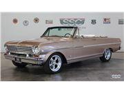 1963 Chevrolet Nova for sale in Fairfield, California 94534