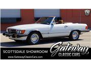 1989 Mercedes-Benz 560SL for sale in Phoenix, Arizona 85027