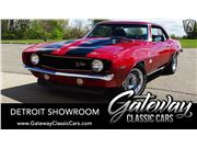 1969 Chevrolet Camaro for sale in Dearborn, Michigan 48120