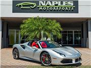2017 Ferrari 488 Spider for sale in Naples, Florida 34104