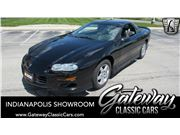 1999 Chevrolet Camaro for sale in Indianapolis, Indiana 46268