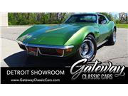 1972 Chevrolet Corvette for sale in Dearborn, Michigan 48120