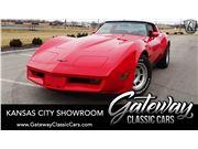 1981 Chevrolet Corvette for sale in Olathe, Kansas 66061