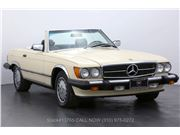 1987 Mercedes-Benz 560SL for sale in Los Angeles, California 90063