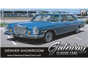 1972 Mercedes-Benz 280SEL for sale in Englewood, Colorado 80112
