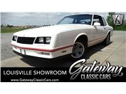 1988 Chevrolet Monte Carlo for sale in Memphis, Indiana 47143