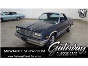 1984 Chevrolet El Camino for sale in Kenosha, Wisconsin 53144