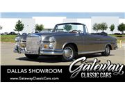 1963 Mercedes-Benz 220SE for sale in DFW Airport, Texas 76051