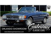 1973 Mercedes-Benz 450SL for sale in Lake Mary, Florida 32746