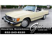 1979 Mercedes-Benz 450SL for sale in Houston, Texas 77090