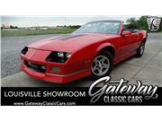 1989 Chevrolet Camaro for sale in Memphis, Indiana 47143