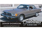 1978 Mercedes-Benz 450SL for sale in Englewood, Colorado 80112