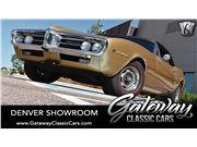 1967 Pontiac Firebird for sale in Englewood, Colorado 80112