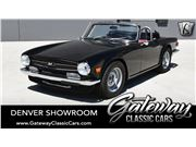 1970 Triumph TR6 for sale in Englewood, Colorado 80112