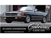 1984 Mercedes-Benz 500SL for sale in Alpharetta, Georgia 30005