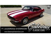 1968 Chevrolet Camaro for sale in Coral Springs, Florida 33065