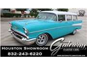 1957 Chevrolet Bel Air Wagon for sale in Houston, Texas 77090