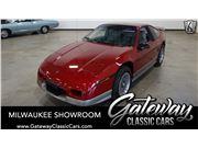 1987 Pontiac Fiero for sale in Kenosha, Wisconsin 53144