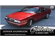 1993 Cadillac Allante for sale in Englewood, Colorado 80112