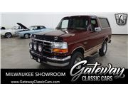 1996 Ford Bronco for sale in Kenosha, Wisconsin 53144