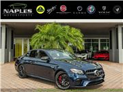 2020 Mercedes-Benz AMG E 63 S for sale in Naples, Florida 34104