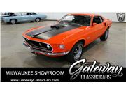 1969 Ford Mustang for sale in Kenosha, Wisconsin 53144