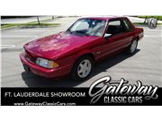 1993 Ford Mustang for sale in Coral Springs, Florida 33065