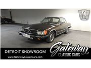 1980 Mercedes-Benz 450SL for sale in Dearborn, Michigan 48120