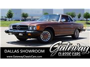 1977 Mercedes-Benz 450SL for sale in DFW Airport, Texas 76051