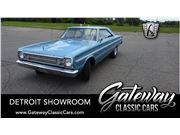 1966 Plymouth Belvedere II for sale in Dearborn, Michigan 48120