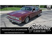 1984 Oldsmobile 98 Regency for sale in Indianapolis, Indiana 46268