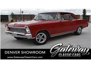 1966 Chevrolet Nova for sale in Englewood, Colorado 80112