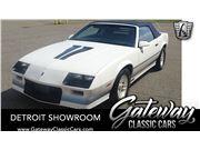 1983 Chevrolet Camaro for sale in Dearborn, Michigan 48120