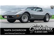 1978 Chevrolet Corvette for sale in Ruskin, Florida 33570
