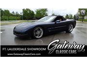 2001 Chevrolet Corvette for sale in Coral Springs, Florida 33065