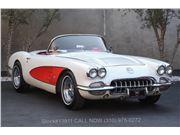 1958 Chevrolet Corvette for sale in Los Angeles, California 90063