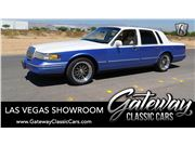 1996 Lincoln Town Car for sale in Las Vegas, Nevada 89118