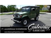 1972 Toyota FJ40 for sale in Coral Springs, Florida 33065