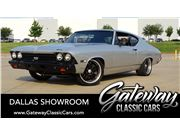 1968 Chevrolet Chevelle for sale in DFW Airport, Texas 76051