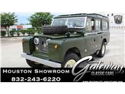 1966 Land Rover Santana for sale in Houston, Texas 77090
