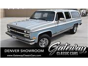 1989 Chevrolet Suburban for sale in Englewood, Colorado 80112