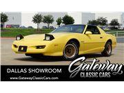 1992 Pontiac Firebird for sale in DFW Airport, Texas 76051